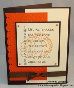 DRS Designs Rubber Stamps: Challenge #145 - So Thankful!