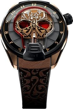 HYT Watch Skull Maori #add-content #bezel-fixed #bracelet-strap-leather #brand-hyt-watches #case-depth-17-9mm #case-material-titanium #case-width-51mm #cws-upload #delivery-timescale-call-us #dial-colour-gold #discount-code-allow #enquire-only-true #gender-mens #limited-edition-yes #luxury #movement-manual #new-product-yes #official-stockist-for-hyt-watches-watches #packaging-hyt-watches-watch-packaging #power-reserve-yes #retrograde-yes #style-dress #subcat-skull…