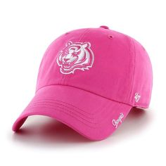 Women's '47 Brand Cincinnati Bengals Miata Clean Up Adjustable Cap, Multicolor