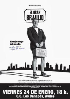 """Adrián Conde """"El gran Braulio"""""""