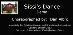 Sissi's Dance Demo - Circle/Partner Dance (+playlist)
