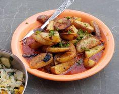 Du hast nach Gulasch gesucht » Schnellkochtopf-Rezepte.de Carne Asada, Superfood, Pot Roast, Potato Salad, Potatoes, Vegetables, Ethnic Recipes, Lemon Vinaigrette, Bacon