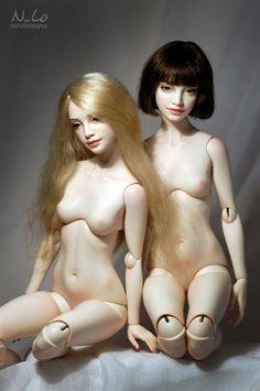 BY Мир живых кукол Натальи Лосевой