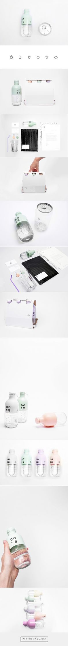 DOSE #soda #student #concept designed by Nora Kaszanyi - http://www.packagingoftheworld.com/2015/08/dose-student-project.html