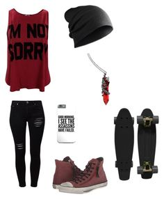 """Untitled #94"" by darksoul7 ❤ liked on Polyvore featuring Gestuz, John Varvatos and Retrò"