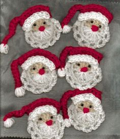 crochet for Christmas