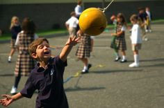 To Improve School Climate, Examine Recess --- and to think OUR SCHOOL nearly ELIMINATED our kids' recess time :-(