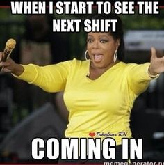 Next shift. #nurse #RN
