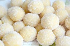 Of all Philippine dessert items, none are quite as ubiquitous or as loaded with childhood nostalgia as the yema ball. Found everywhere from supermarkets to | Panlasang Pinoy Recipes