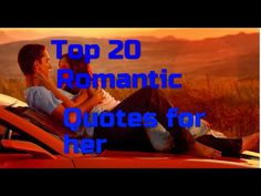 Top 20 Romantic Love Quotes  for Her