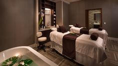 A luxurious and pampering trip for you and the ladies