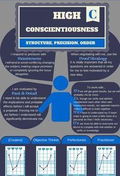 DiSC High C - Conscientiousness