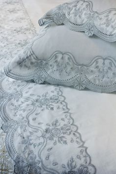D.Porthault - Paris - Luxury home-linen - Creations - Bedroom