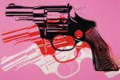 Gun - Andy Warhol (1982-82)
