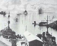 German warships Trondheim Norway 1940. Trondheim Norway, Narvik, Tromso, World War Two, Ww2, Battle, Pictures, Photos, German