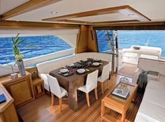 Yeah, I could live on a boat...this boat!
