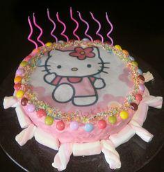kids parties#festas crianças#Bolo#cake Kitty