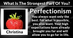What Is The Strongest Part Of You?