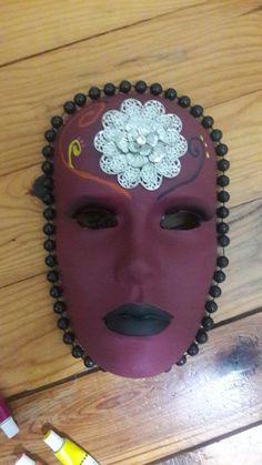 Dekor maske :)