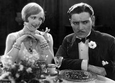 Constance Talmage & Ronald Coleman