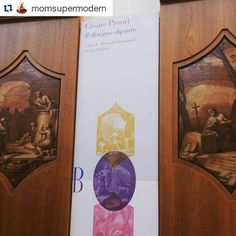 #Repost @momsupermodern #mybiennaleRN #biennale #disegno #Rimini #oratoriosangiovannino #cesarepronti #monocromi e #disegni #art #vivorimini #igersrimini #loves_rimini @biennaledisegno