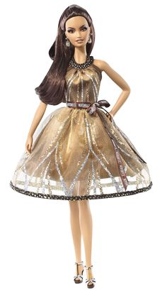 Barbie is a fashion doll manufactured by the largest American toy-company launched in March 1959. Description from alvin-picture.blogspot.com.es. I searched for this on bing.com/images