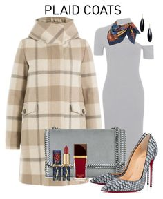 😊 by triciapigeontonkins on Polyvore featuring polyvore fashion style Topshop Woolrich Christian Louboutin STELLA McCARTNEY Janis Savitt Hermès Tom Ford clothing