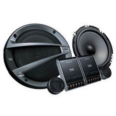 Archived : Speakers : Xplod™ Speakers / Subwoofers : Sony New Zealand Component Speakers, Sound Speaker, Speaker System, Entertainment System, Car Audio, Digital Camera, Sony, Board, Music