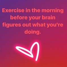 Motivational exercise quote