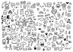doodles to draw - Google Search