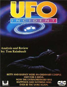 The UFO Incident (TV Movie 1975)