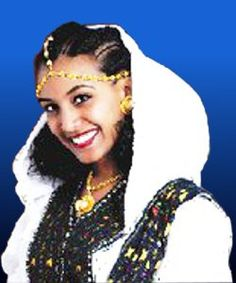 Habesha beauty.
