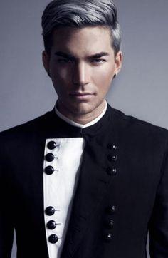 More Beautiful Pictures From FIASCO MAGAZINE's Adam Lambert Photo Shoot! | Adam Lambert 24/7 News