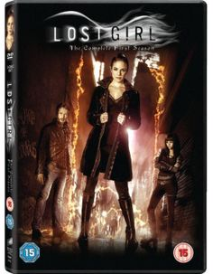 Anna Silk Lost Girl Uncensored | Win Lost Girl: The Complete First Season  A Blu-Ray Player!