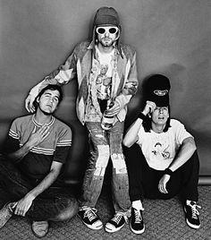 Nirvana <3 kurt cobain