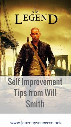 Self Improvement Tips - Will Smith, actor, shares his thoughts on self improvement and success. Here are his views on being the best you can be, and getting what you want out of life