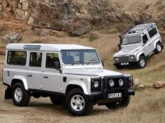 Some more land Rovers in their natural habitat!! http://www.ritchieauto.co.za/New-Vehicles-for-sale