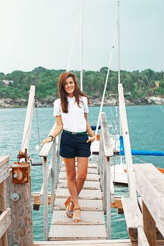 Classy Girls Wear Pearls: Anchor Starboard