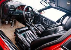 Alpina steering wheel