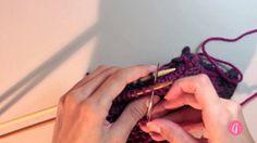 kitchener stitch - cucitura a maglie aperte (+playlist)