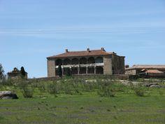 Quinta de la Enjarada, en la salida de Cáceres hacia Badajoz.