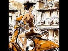 CLUB5A-PHILIPPE GUREL-LA MOTO C'EST SON CREDO !! - YouTube