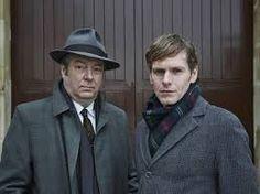 """les enquêtes de l'inspecteur Morse"""""""