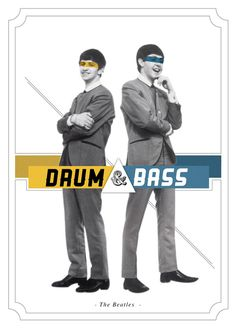 The Beatles Drum & Bass