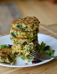 4-Ingredient Salmon Patties - a go-to meal ready on nights when you want to avoid the store!