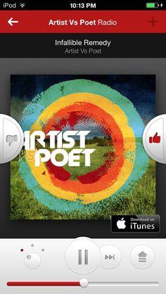 Artist Vs Poet <3