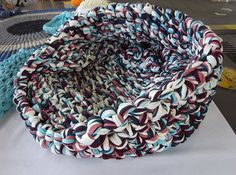 arm-knitted chair by andrea brena