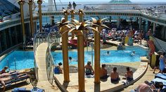 Freedom of the Seas Pool