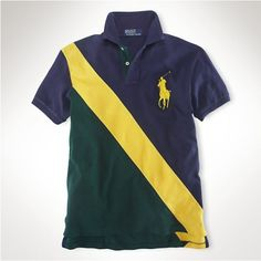 Ralph lauren men navy green yellow big pony polo,ralph by ralph lauren sunglasses,lauren by ralph lauren dresses,New York, polo ralph lauren sweater Huge Discount Polo Shirt Outfits, Polo Outfit, Polo T Shirts, Ralph Lauren Custom Fit, Polo Ralph Lauren, Ralph Laurent, Lounge Outfit, Bermuda, Navy And Green