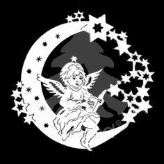 Anděl na měsíci - kniha